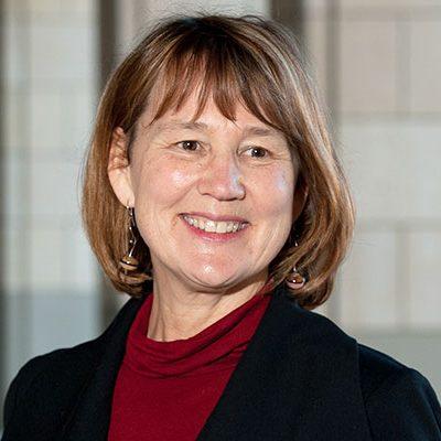 headshot of Pamela Hinds at Stanford